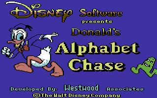Donald's Alphabet Chase