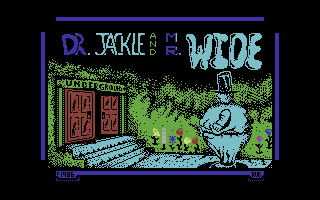 Dr. Jackle and Mr. Wide