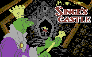 Dragon's Lair II: Escape from Singe's Castle