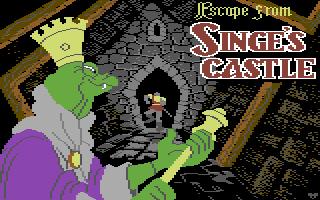 Dragon's Lair II: Escape from Singe's Castle
