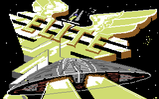 Elite Versione C64