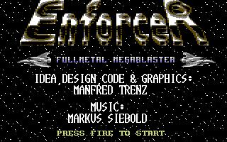 Enforcer: Fullmetal Megablaster