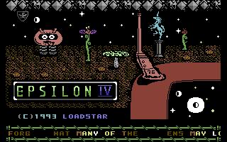 Epsilon IV