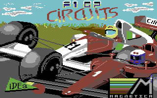 F1 GP Circuits