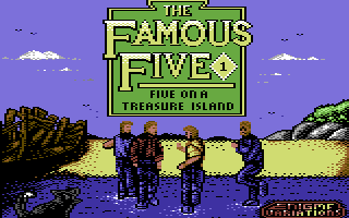 Famous Five, The: Five on a Treasure Island