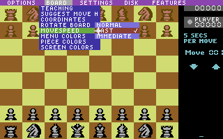 Final Chesscard, The