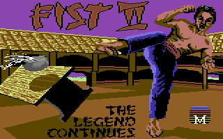 Fist II: The Legend Continues