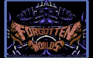 Forgotten Worlds