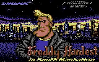 Freddy Hardest in South Manhattan