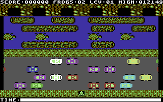 Frogger '93