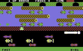 Frogger (Parker Bros)