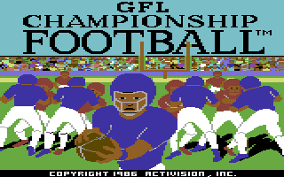 GFL Championship Football
