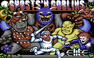 Ghosts'n Goblins Arcade