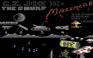GI Joe II - The Smurf Massacre