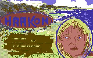 Haakon: Haakon e i Fuorilegge