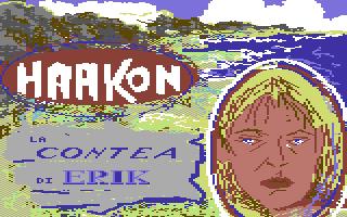 Haakon: La Contea di Erik