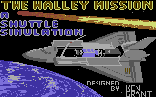 Halley Mission, The: A Shuttle Simulation
