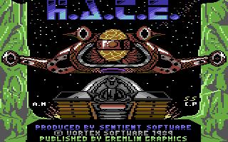 H.A.T.E.: Hostile All Terrain Encounter