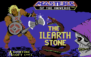 He-Man and the Masters of the Universe: The Ilearth Stone