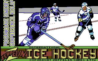 International Ice Hockey