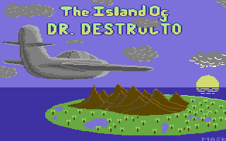 Island of Dr. Destructo, The