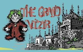 Isnogud: The Grand Vizir