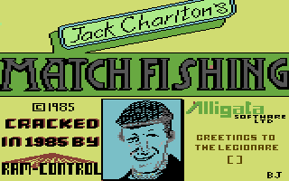 Jack Charlton's Match Fishing