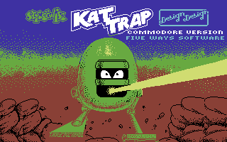 Kat Trap: Planet of the Cat-Men