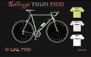Kellogg's Tour 1988