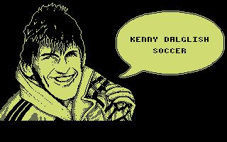 Kenny Dalglish Soccer