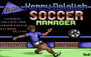 Kenny Dalglish Soccer Manager