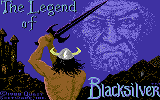 Legend Of Blacksilver, The