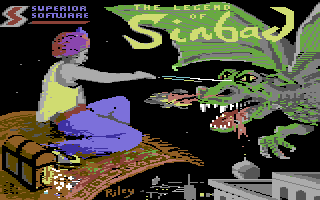 Legend of Sinbad, The