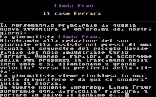 Linda Frau: Il Caso Ferrara