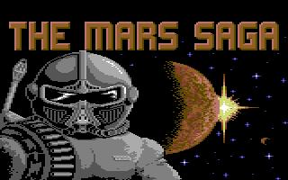 Mars Saga, The