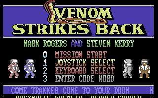 Mask 3: Venom Strikes Back