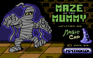 Maze of the Mummy