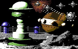 Mega Thrusterball