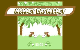 Monkey Eat Milkey (16Kb)