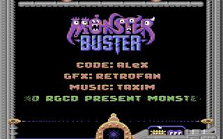 Monster Buster (16Kb)