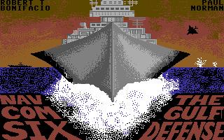 Navcom Six: The Gulf Defense