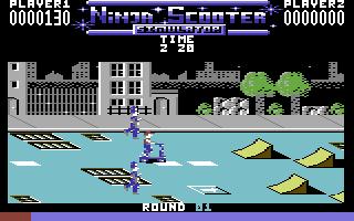 Ninja Scooter Simulator