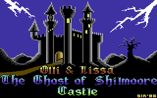 Olli & Lissa: The Ghost of Shilmore Castle
