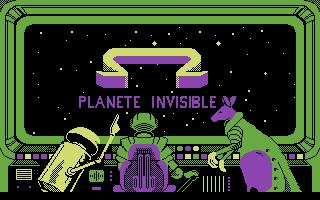 Omega: Planete Invisible
