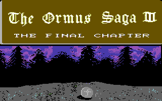 Ormus Saga 3, The: The Final Chapter