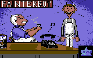Painterboy