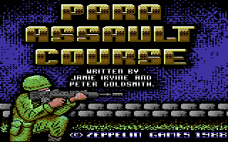 Para Assault Course