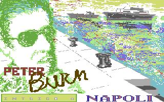 Peter Burn: Intrigo a Napoli