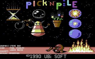 Pick'n'Pile