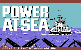 Power at Sea